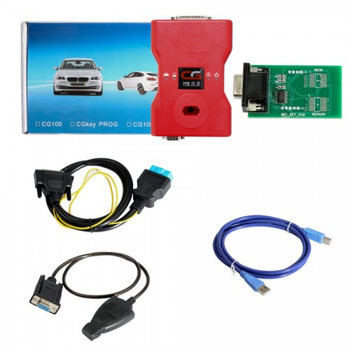 CGDI Prog MB Benz Car Key Add Fastest Benz Key Programmer Support All Key Lost
