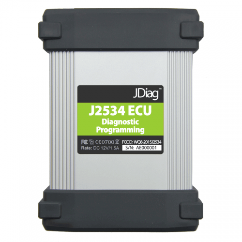 JDiag Elite J2534 Diagnostic and Programming Tool JDiag Elite J2534 ECU Coding Tool