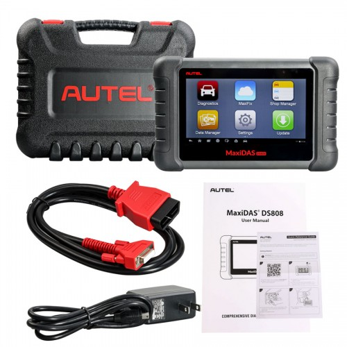 Original Autel Maxidas DS808 Auto Diagnostic Tool Perfect Replacement of Autel DS708 Free Shipping by DHL