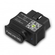Faslink M2 OBD2 Scanner Faslink M2 OBD2 Bluetooth Replace Bluedriver Lemur Vehicle Monitors