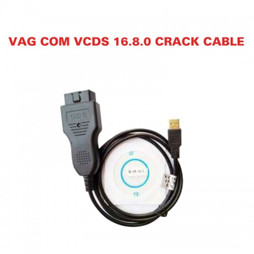 Latest VAG COM VCDS 16.8 VAG 16.8 Cable Support Long Coding