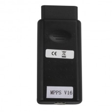 MPPS V16.1.02 ECU Chip Tuning for EDC15 EDC16 EDC17 inkl CHECKSUM