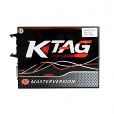 KTAG V2.23 EU Online Version Firmware V7.020 K-TAG Master with Red PCB No Tokens Limitation
