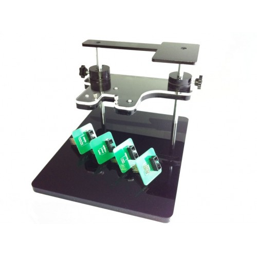 BDM programming positioning frame for chiptuning with all adapters Free Shipping