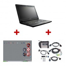 2018.09 Best Quality MB SD Connect C4 With Brand New Lenovo E49A Laptop Ready To Use