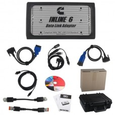 Cummins Inline 6 Data Link Adapter Kit Cummins INSITE INLINE 6 VI Cummins Engine Diagnostic Tool