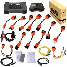 Free Shipping XTUNER T1 Heavy Duty Trucks Auto Intelligent Diagnostic Tool Support WIFI