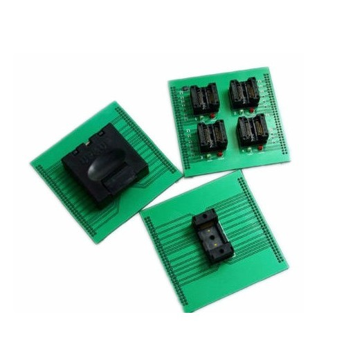 SBGA202 ic socket for UP818 UP828 Solder Socket Adapter